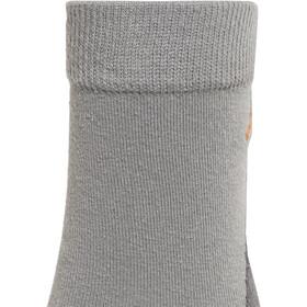 axant Trekking Socks Kids 3-Pack grey-orange